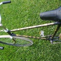 Bicicleta de cartero