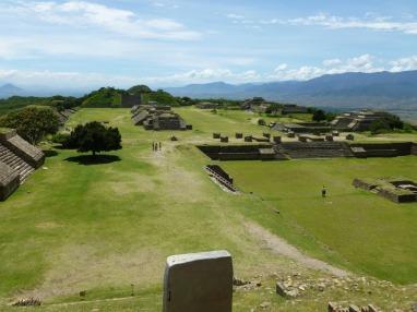 Montealban Oaxaca