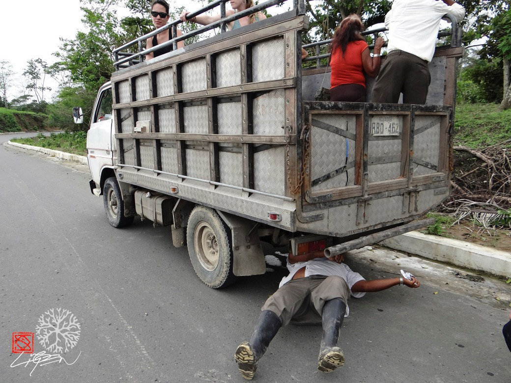 camioneta para Caimito