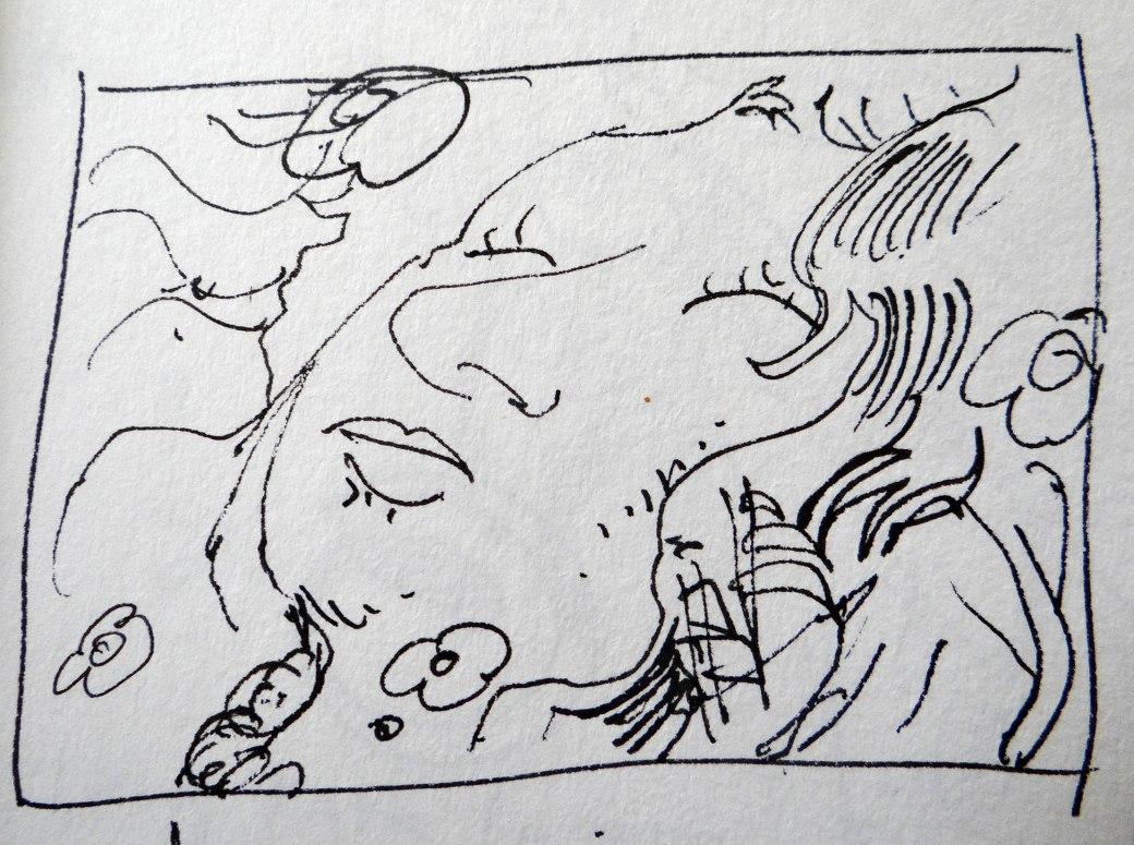 sketch Oceano
