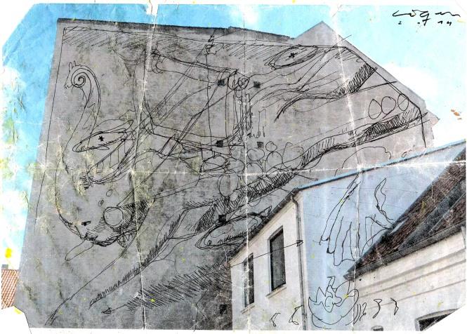 Aalborg Sketch
