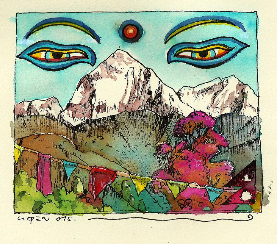 tibet-1B