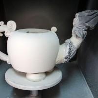 Tea Heron. II.