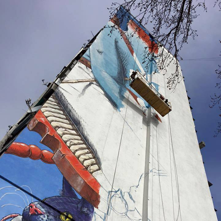 iqen painting Kiev